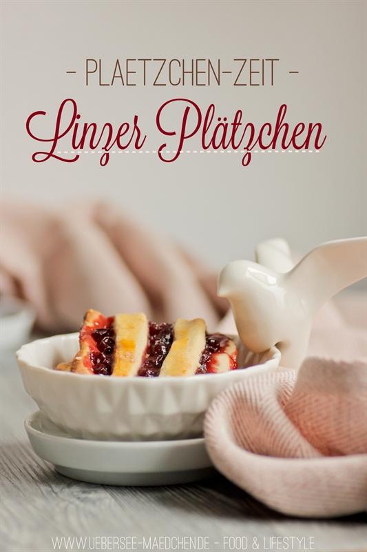Rezept für Linzer Plätzchen
