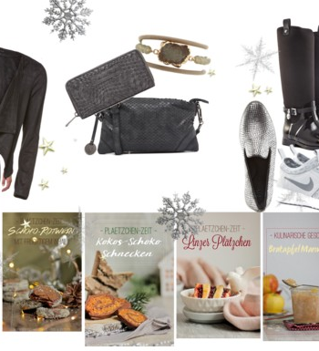 Look und Mitbringsel zu Weihnachten