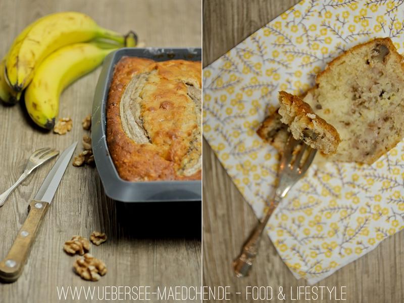 Resteverwertung mit Bananenkuchen