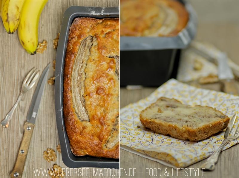 Rezept für Bananenkuchen
