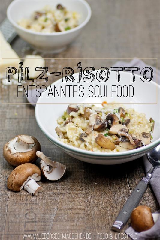 Rezept für Pilz-RIsotto