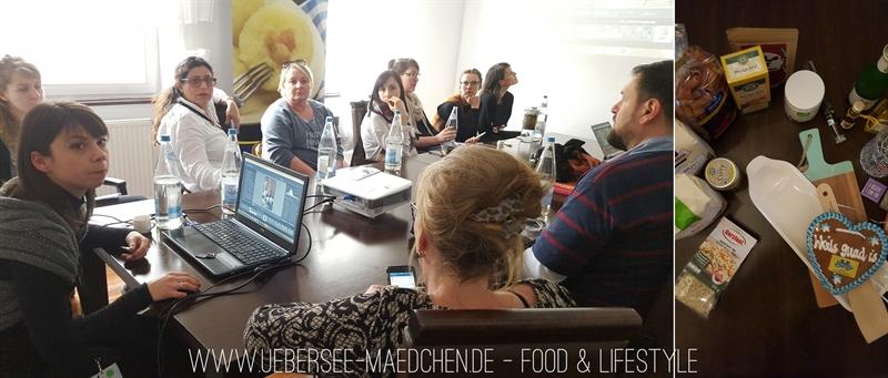 Dank an die Sponsoren des Foodbloggercamp