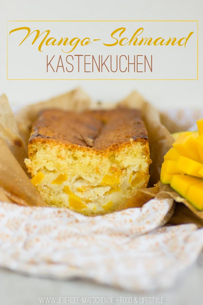 Rezept für fruchtigen Mango-Schmand-Kuchen