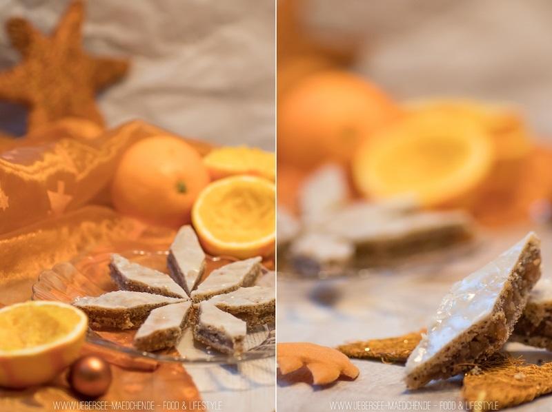 Plätzchen vom Backblech: Orangen-Mohn-Kacheln