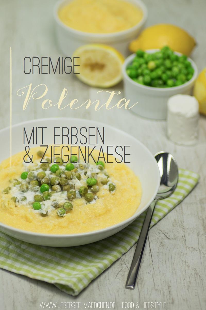 Polenta kochen extra cremig und mit Lorbeerblatt aromatisiert