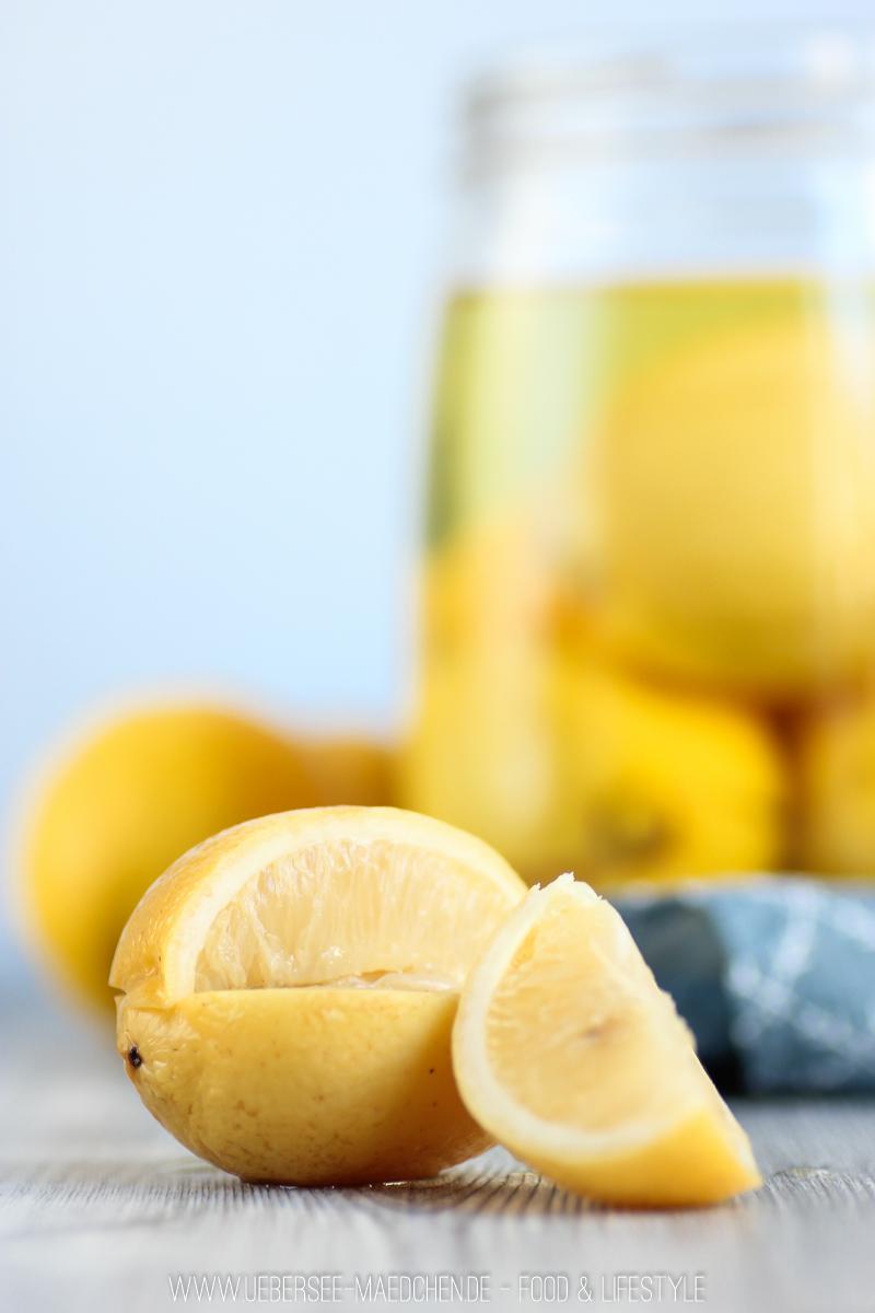Rezept für Salzzitronen selbst gemacht ideal für Salat vom ÜberSee-Mädchen der Foodblog vom Bodensee aus Überlingen