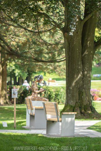 Landesgartenschau LGS in Bad Herrenab Bilder eines Ausflugs von ÜberSee-Mädchen Foodblog vom Bodensee Überlingen