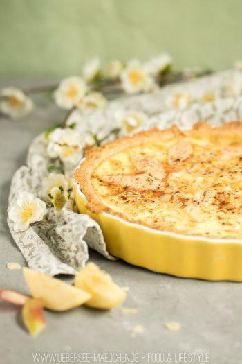 Schwäbischer Apfelkuchen mit Mürbeteig Schmandguss Rezept von ÜberSee-Mädchen Foodblog Bodensee Überlingen