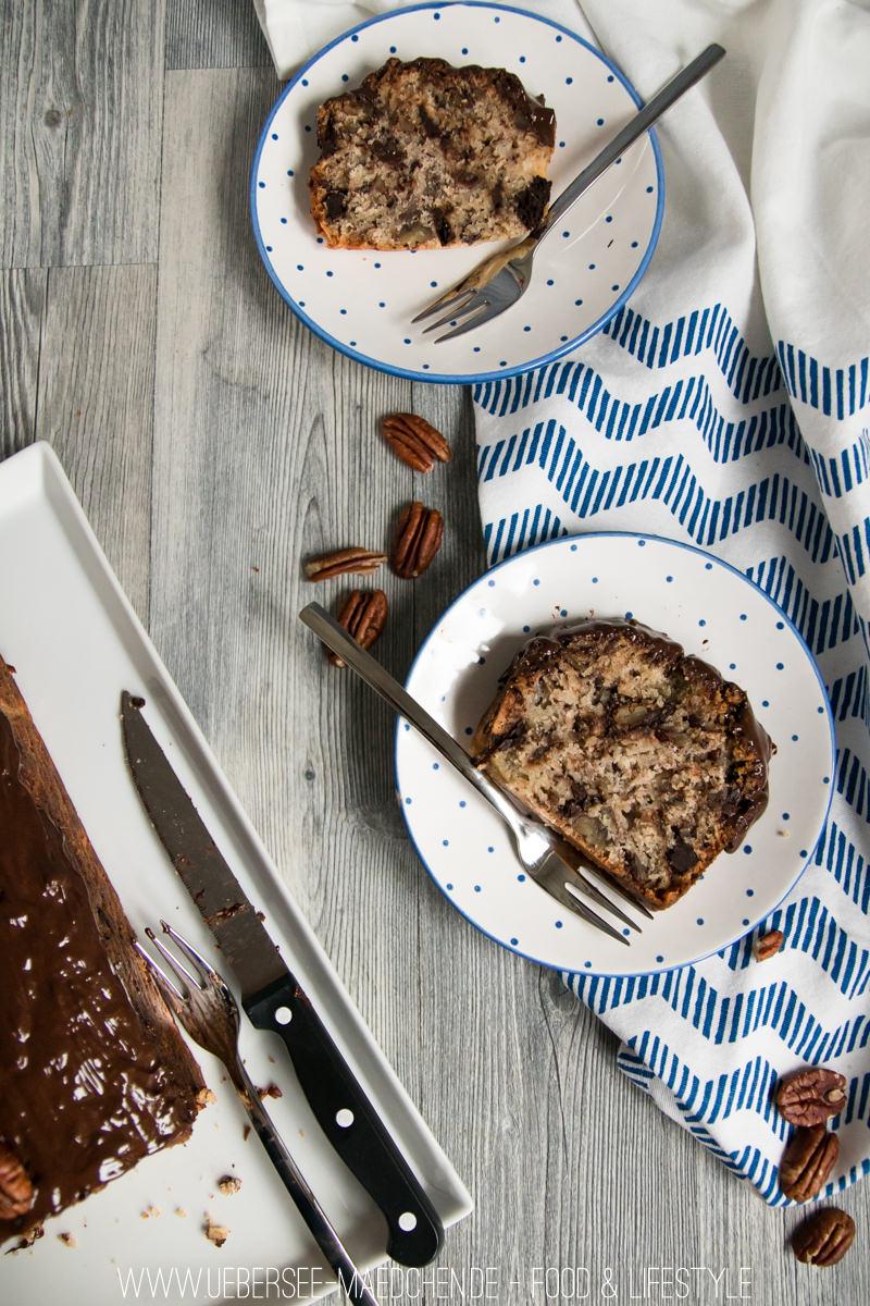 Pekannuss-Apfel-Rührkuchen Rezept von ÜberSee-Mädchen Foodblog vom Bodensee ÜBerlingen für InaIsst Hochge-Nuss