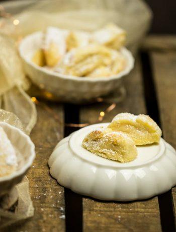 Marzipankissen Plätzchen einfach ohne Ausstechen mit Marzipan Rezept von ÜberSee-Mädchen Foodblog Bodensee Überlingen