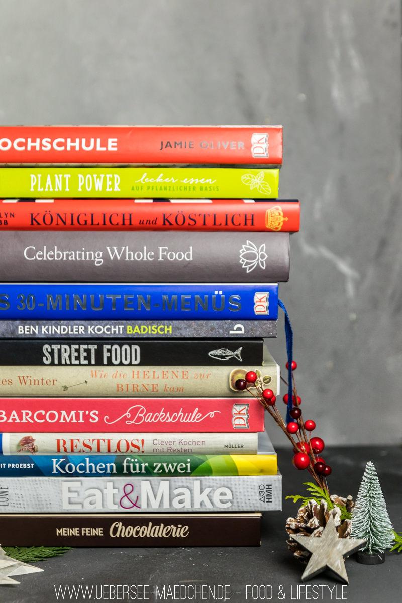 Kochbuch zu Weihnachten schenken - Empfehlungen von ÜberSee-Mädchen Foodblog Bodensee Überlingen