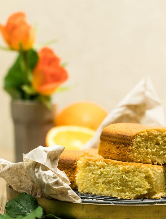 Orangenkuchen mit Olivenöl ein Rezept für Backen mit Olivenöl Rührkuchen von ÜberSee-Mädchen Foodblog Bodensee Überlingen