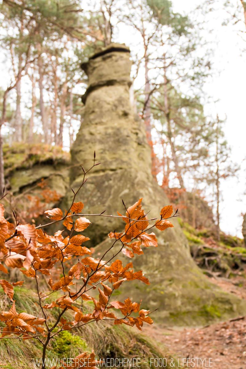 Kurfürsten Sipplingen Ausflugsziel Bodensee Felsformation Herbst von ÜberSee-Mädchen Foodblog vom Bodensee Überlingen