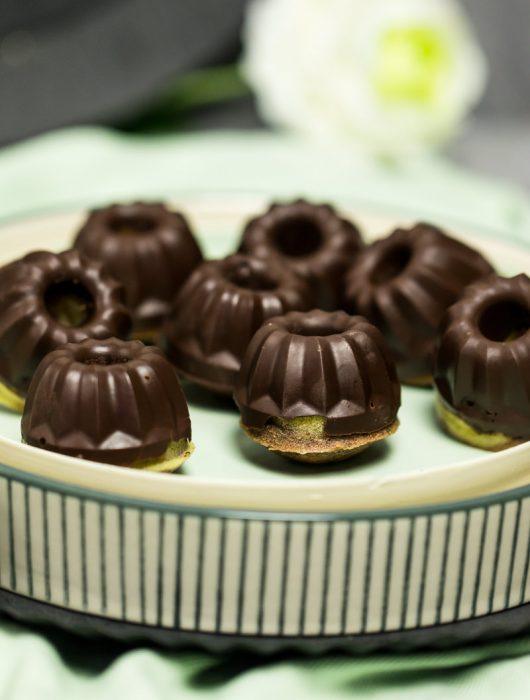 Marmor-Mini-Gugl mit perfekter Schokoglasur Rezept von ÜberSee-Mädchen Foodblog vom Bodensee Überlingen