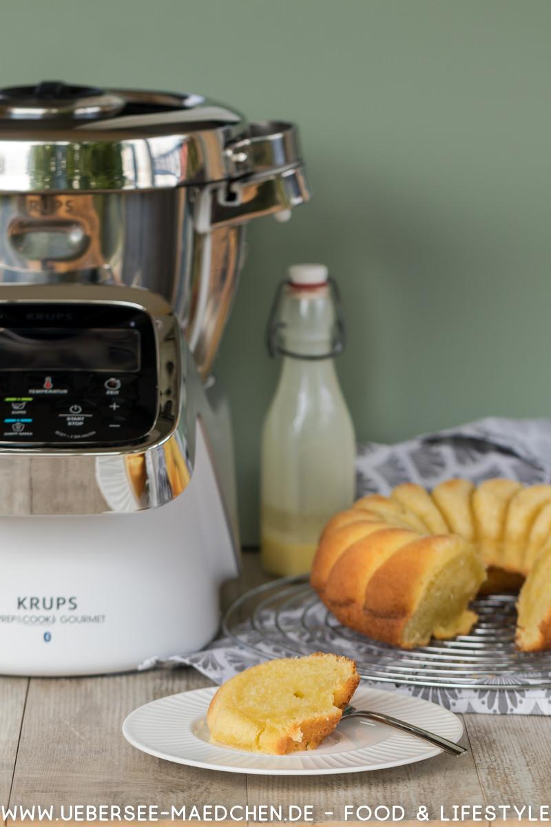 Eierlikör-Guglhupf mit iPrep&Cook von Krups einfacher Rührkuchen Rezept von ÜberSee-Mädchen Foodblog vom Bodensee Überlingen