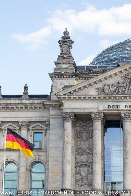 Berlin Reichstag von ÜberSee-Mädchen Foodblog vom Bodensee Überlingen