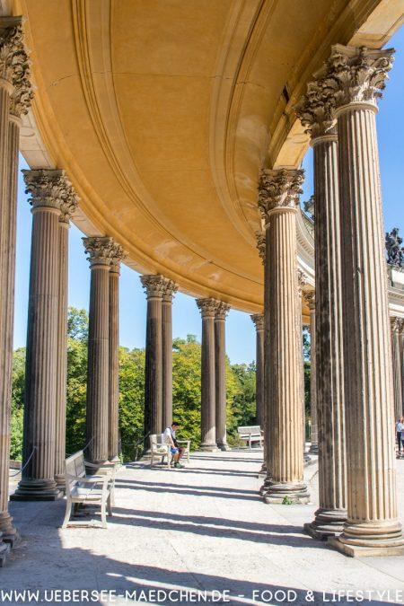 Potsdam Schloss Sanssouci von ÜberSee-Mädchen Foodblog vom Bodensee Überlingen