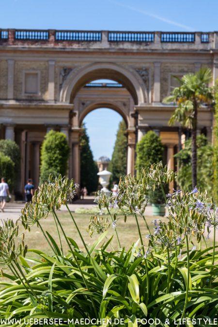 Potsdam Schloss Sanssouci Orangerie von ÜberSee-Mädchen Foodblog vom Bodensee Überlingen