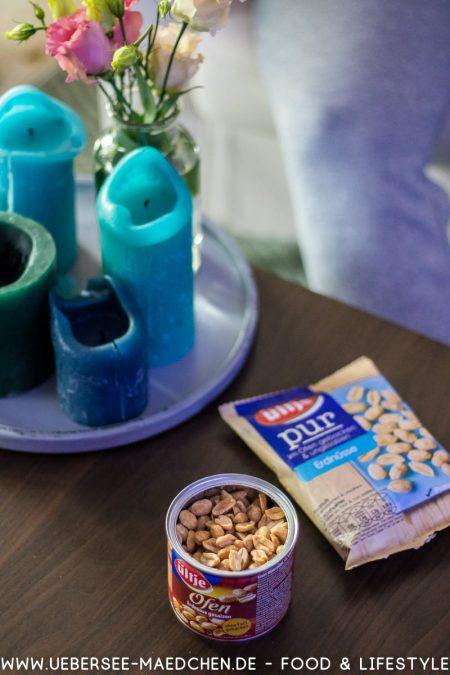 Erdnüsse von ültje als Low-Carb-Snack am Abend von ÜberSee-Mädchen Foodblog vom Bodensee Überlingen-3