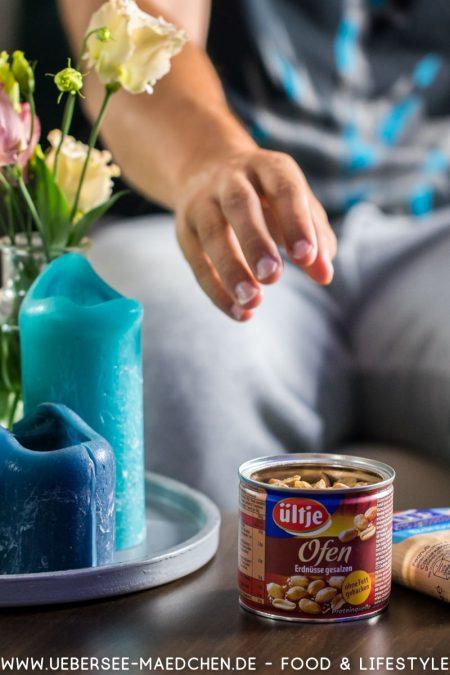 Erdnüsse von ültje als Low-Carb-Snack am Abend von ÜberSee-Mädchen Foodblog vom Bodensee Überlingen