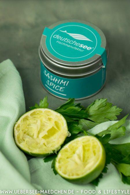 Ceviche mit Thunfisch Deutsche See und Salsa Criolla Rezept von ÜberSee-Mädchen Foodblog vom Bodensee Überlingen