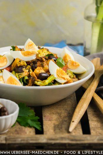 Orientalischer Kartoffelsalat mit Oliven Röstpaprika Harissa von ÜberSee-Mädchen Foodblog Bodensee Konstanz