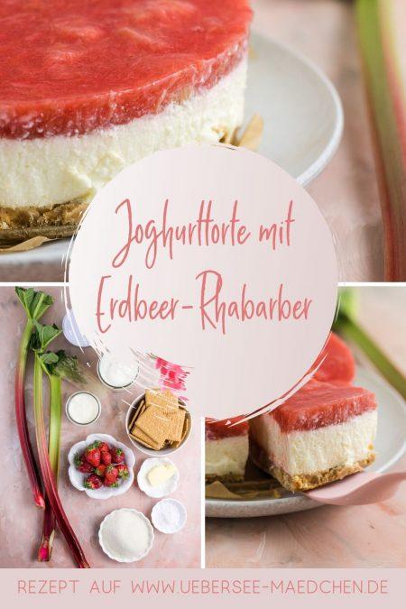 Joghurttorte ohne Backen Rezept von ÜberSee-Mädchen Foodblog vom Bodensee Konstanz