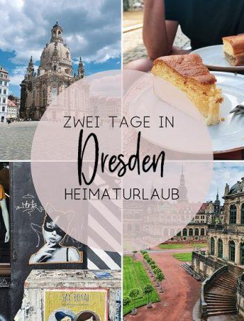 Zwei Tage in Dresden: Tipps für Urlaub in Deutschland von ÜberSee-Mädchen Foodblog vom Bodensee