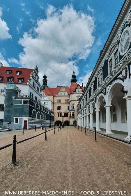 Der Stallhof am Dresdner Schloss
