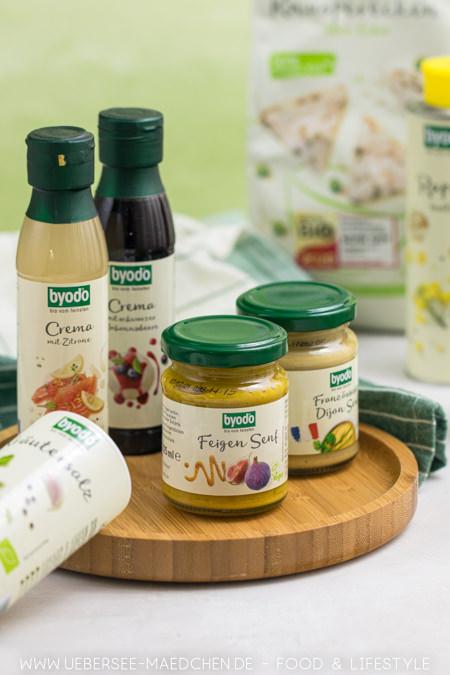 Produkte von Byodo perfekt für ein Frühstück oder Picknick