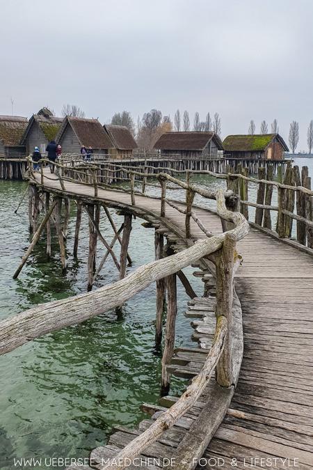 Die Pfahlbauten in Uhldingen sind einen Besuch wert - Tipps zu Sehenswürdigkeiten am Bodensee