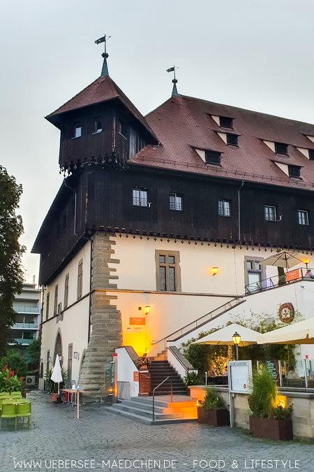 Das Konstanzer Konzilgebäude ist heute Restaurant