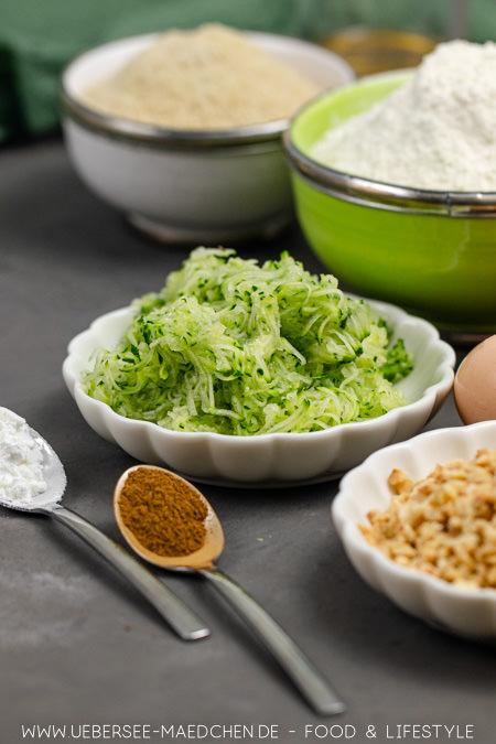 Zucchini macht Muffins und Cupcakes sehr saftig Rezept von ÜberSee-Mädchen Foodblog vom Bodensee Konstanz