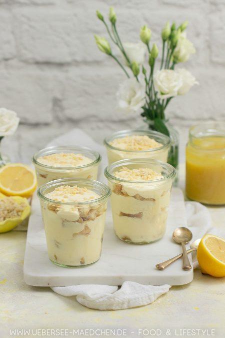 Tiramisu mit Lemon Curd Rezept von ÜberSee-Mädchen Foodblog vom Bodensee