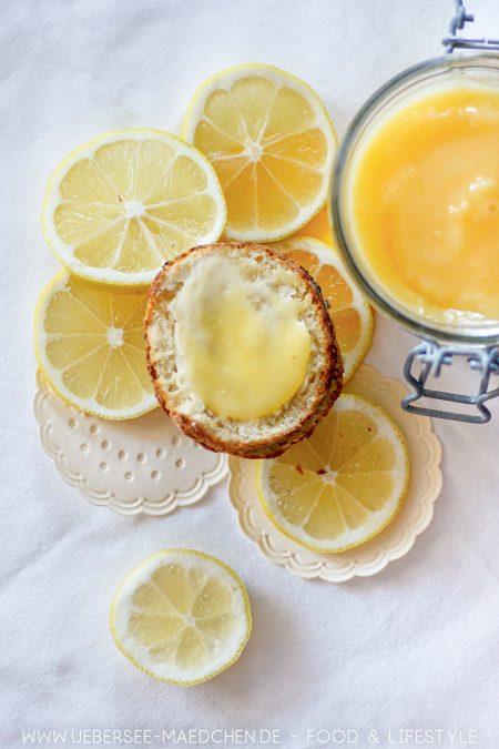 Scones schmecken am besten mit Lemon Curd