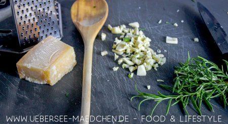 Zutaten für 30-Minuten-Menü Jamie Oliver Ofen-Hähnchen