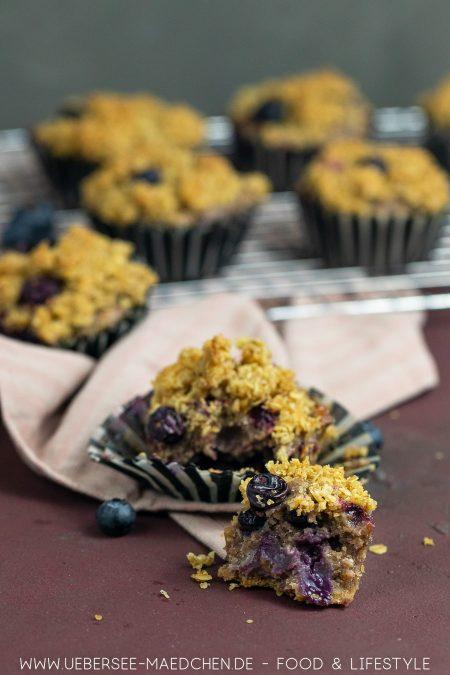 Beeren-Crumble-Muffins Frühstücksmuffins Rezept von ÜberSee-Mädchen Foodblog vom Bodensee