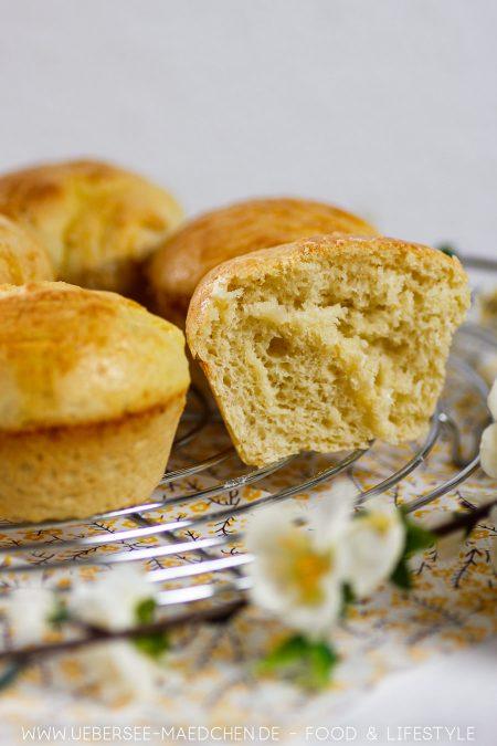 Brioche im Mini-Format selbstgemacht aus der Muffinform Rezept von ÜberSee-Mädchen Foodblog vom Bodensee