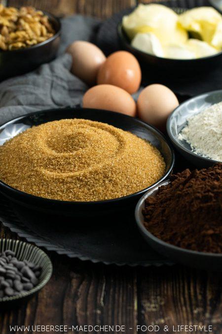 Brownies enthalten viel braunen Zucker, sind diese süße Sünde aber absolut wert