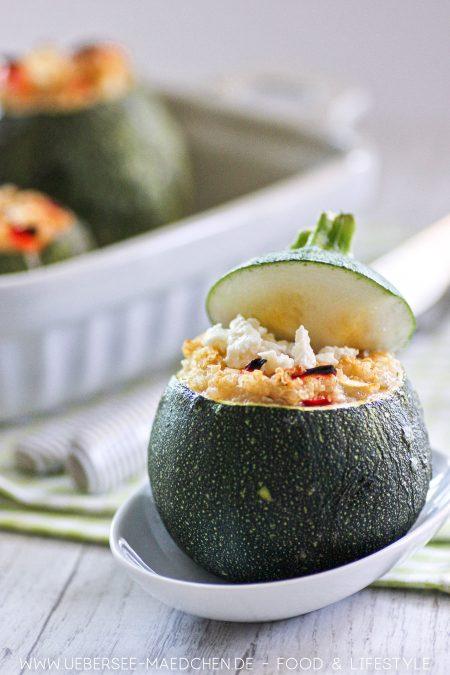 Gefüllte runde Zucchini mit Quinoa Gemüse Feta Rezept von ÜberSee-Mädchen Foodblog vom Bodensee4