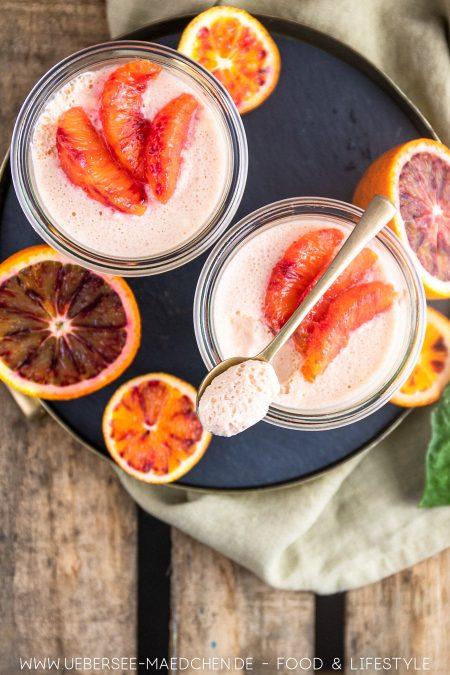 Orangencreme mit Aperol Rezept von ÜberSee-Mädchen Foodblog vom Bodensee