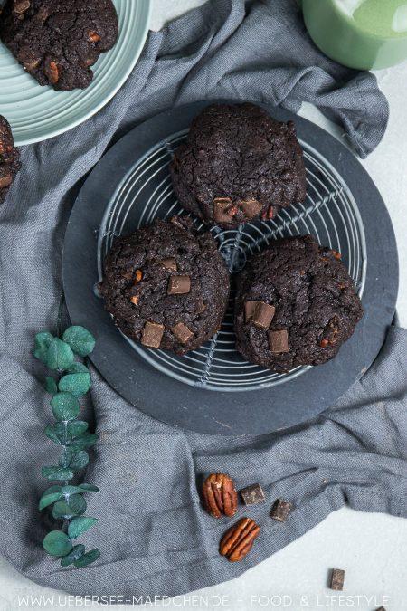 Brownie-Cookies-mit-Schokolade-Pekannüssen-Rezept7