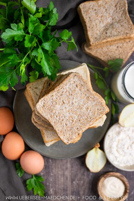 Toastbrot für Semmelknödel Rezept