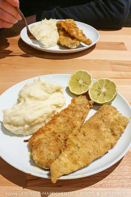 Panierter Fisch aus der Pfanne aus Kochbuch Deutsche Küche