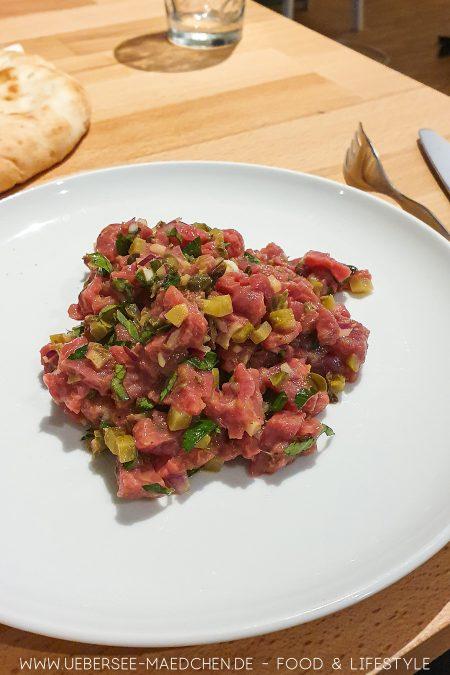 Rindertatar aus Deutsche Küche Kochbuch