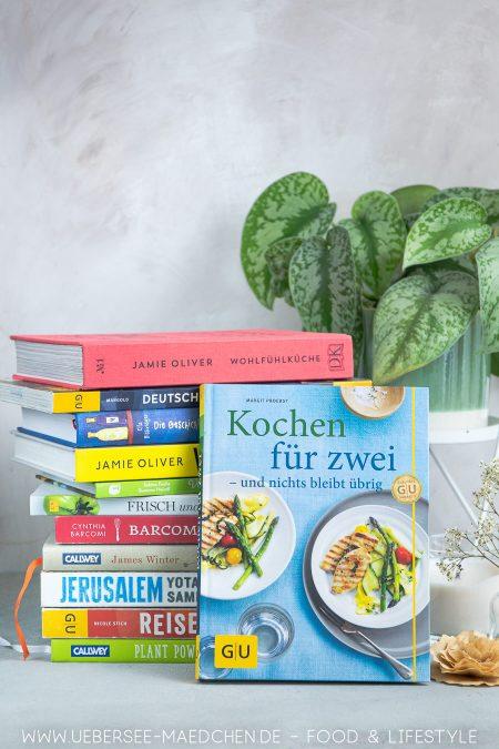 Kochen für zwei ist eines der Bücher bei der Kochbuch-Challenge