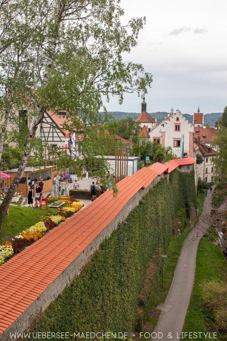 Rosenobel-Gärten ermöglichen Blick über Überlingen
