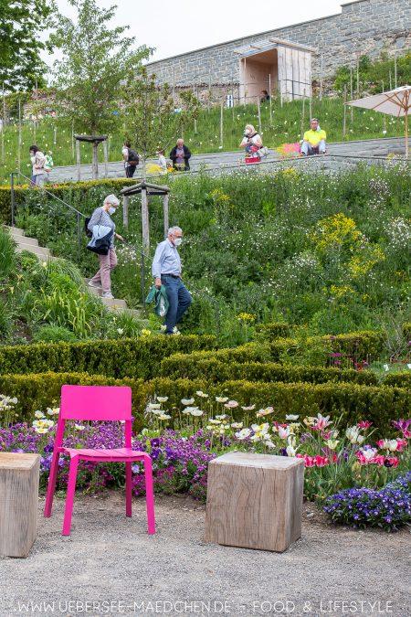 Die Menzinger Gärten bei der LGS Überlingen