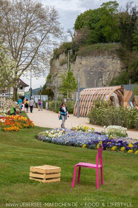 Der neue Uferpark in Überlingen ist nun zugänglich
