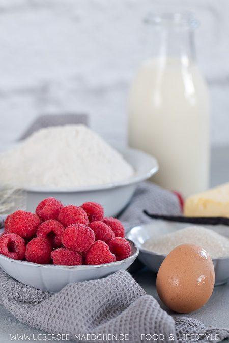Wenige Zutaten für Tarte mit Panna cotta Rezept